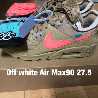 OFF-WHITE - オフホワイトエアマックス90