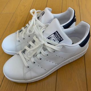 adidas - adidas スタンスミス ネイビー 22.5センチ