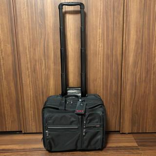 トゥミ(TUMI)のTUMI☆ビジネスキャリー(トラベルバッグ/スーツケース)