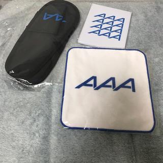 AAA - AAA 青 與真司郎