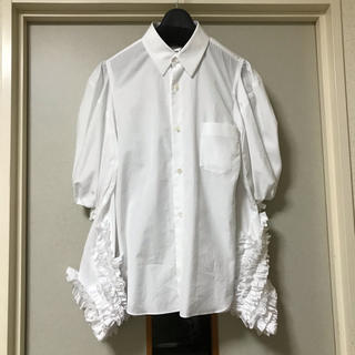 COMME des GARCONS - 【新品未使用】コムデギャルソン ブラウス