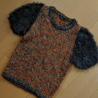 LE CIEL BLEU - 美品!ルシェルブルーのセーター