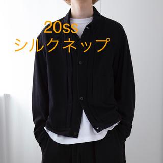 COMOLI - 20SS COMOLI コモリ シルクネップ TYPE-1st サイズ 2or3
