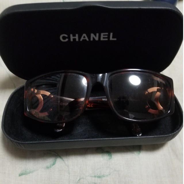 CHANEL(シャネル)のCHANEL サングラス レディースのファッション小物(サングラス/メガネ)の商品写真