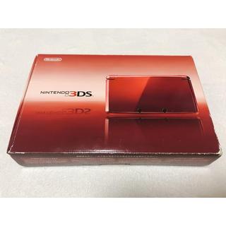 ニンテンドー3DS - Nintendo 3DS 本体 フレアレッド