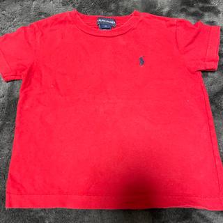 POLO RALPH LAUREN - ラルフローレン✴︎赤Tシャツ