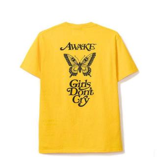 アウェイク(AWAKE)の awake ny x girls don't cry tee (Tシャツ/カットソー(半袖/袖なし))