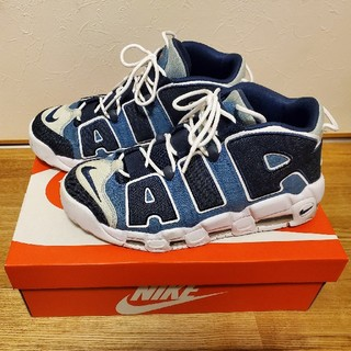 NIKE - Nike Air More Uptempo 96 Denim  27.5cm