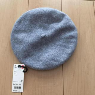 UNIQLO - 新品 ユニクロ ベレー帽