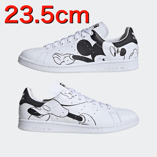 adidas - adidas STAN SMITH ミッキーマウス 23.5cm