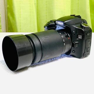 Canon - 激安☆スポーツ観戦に★キヤノン Canon 30D 望遠レンズキット