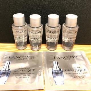 ランコム(LANCOME)のランコム  化粧水 美容液 サンプル(サンプル/トライアルキット)