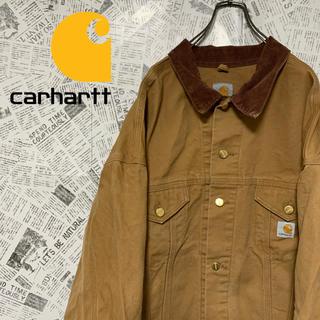 カーハート(carhartt)のCarhartt カーハート ダックGジャン ブルゾン ジャケット ビッグサイズ(Gジャン/デニムジャケット)