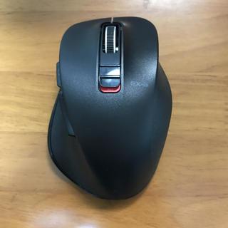 エレコム(ELECOM)のELECOM  Bluetoothマウス 5ボタン 静音 ブラック(PC周辺機器)