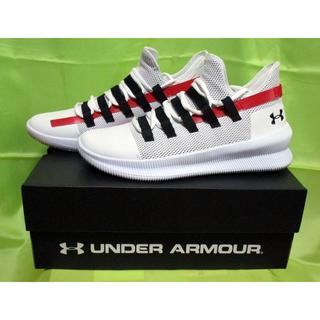 アンダーアーマー(UNDER ARMOUR)のアンダーアーマー バスケットボールシューズ 3021800 未使用(スニーカー)