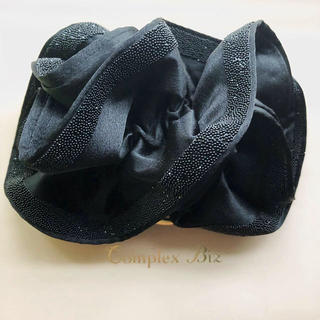 Complex Biz - 美品 コンプレックスビズ クリスタルシャイニー イージーコーム ブラック 黒