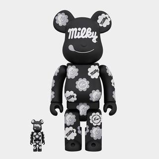 メディコムトイ(MEDICOM TOY)のMilky The Conveni Milky Be@rbrick(キャラクターグッズ)