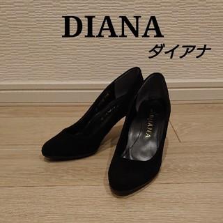 DIANA - ■ DIANA ■ ダイアナ ブラック パンプス ハイヒール サンダル ミュール