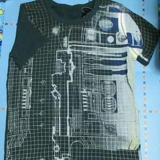 Disney - Tシャツ F「スターウォーズ」R2-D2