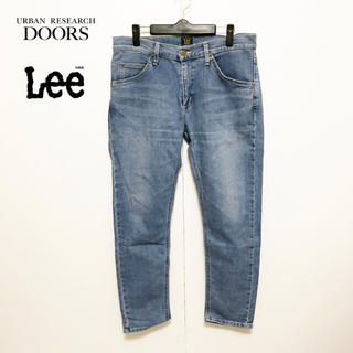 DOORS / URBAN RESEARCH - ☆【Lee×DOORS】 別注COOL PANTS USED