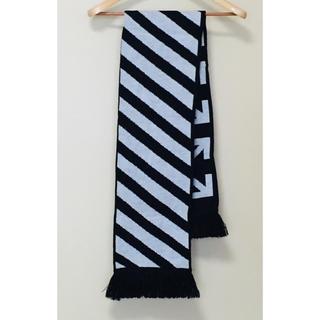 OFF-WHITE - OFF WHITE スカーフ、マフラー🧣🧣