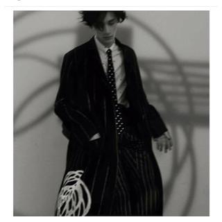 DIOR HOMME - Dior homme 14aw 白薔薇コート
