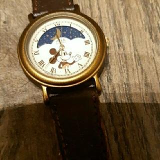 アルバ(ALBA)の【towacoco81様専用】レトロミッキー腕時計 ALBAアルバ ②(腕時計)