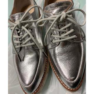 プールサイド(POOL SIDE)のPOOL SIDE  今季オックスフォード(ローファー/革靴)