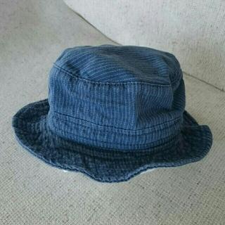 プチバトー(PETIT BATEAU)のベビー 春 帽子 PETIT BATEAU すぐ発送できます(帽子)