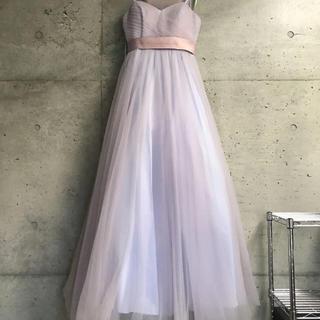 エメ(AIMER)のパープル ロングドレス(ロングドレス)