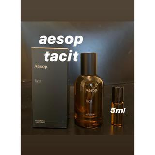 イソップ(Aesop)のイソップ aesop タシット tacit  5ml(その他)