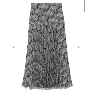 FRAY I.D - 新品 セルフォード ペイズリープリントプリーツスカート