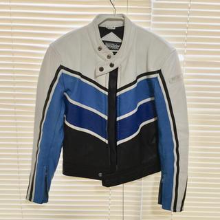 レザー シングル ライダースジャケット Top Rider トップライダー
