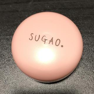 ロートセイヤク(ロート製薬)のSUGAO シフォン感パウダー スノーベージュ(フェイスパウダー)