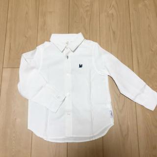 LAGOM - ラーゴム☆白シャツ 110