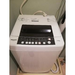 洗濯機 hisense