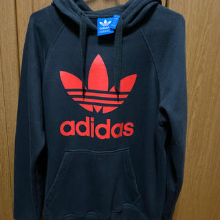 adidas - addida originals パーカー