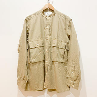 マウンテンリサーチ(MOUNTAIN RESEARCH)のMOUNTAIN RESEARCH【Game Shirt】(シャツ)