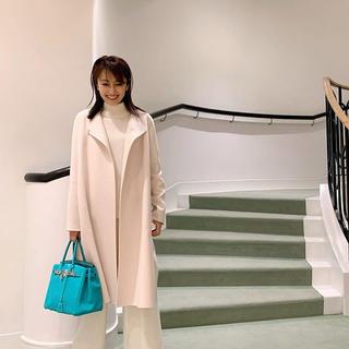 theory - セオリー New Divide Luxe Cloak Coat DF