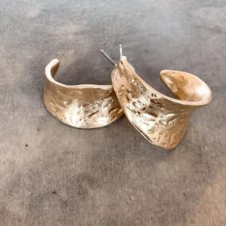 フリークスストア(FREAK'S STORE)の#514 import : vintage wound gold(ピアス)