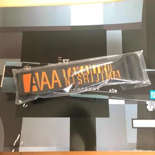 AAA - ネームベルト 橙