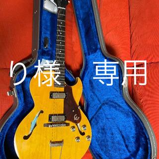 エピフォン(Epiphone)のり様専用 Epiphone Sorrento 50th (エレキギター)