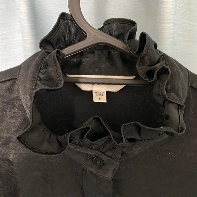 moussy(マウジー)の moussy シャツ レディースのトップス(シャツ/ブラウス(長袖/七分))の商品写真
