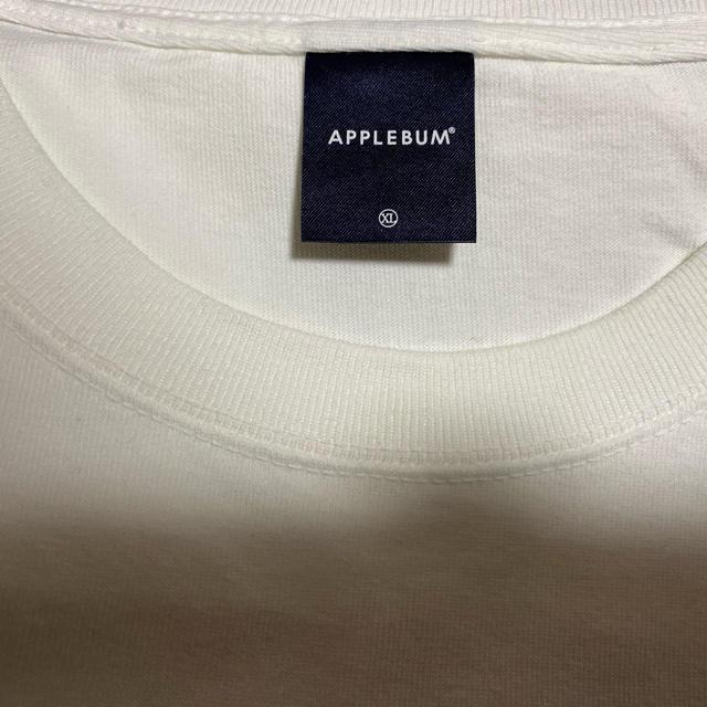APPLEBUM(アップルバム)のコービーブライアント  kobe applebum tシャツ 美品 XL メンズのトップス(Tシャツ/カットソー(半袖/袖なし))の商品写真