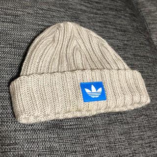adidas - adidas ニット帽 ビーニー