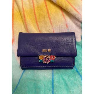 アナスイ(ANNA SUI)のANNA SUI 三つ折りミニ財布⭐︎(財布)