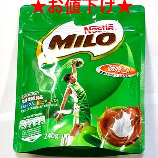 ネスレ(Nestle)の大人気★健康機能食品 ミロ オリジナル 240g(その他)
