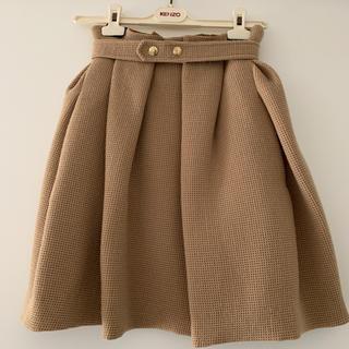 ケンゾー(KENZO)のKENZO ボリュームスカート(ひざ丈スカート)