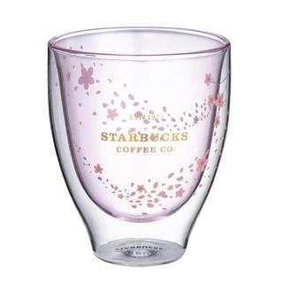 Starbucks Coffee - スターバックス スタバ  海外台湾  2020年 桜シーズンダブルグラスコップ