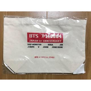 防弾少年団(BTS) - BTS 防弾少年団 1st anniversary ミニトートバッグ 公式